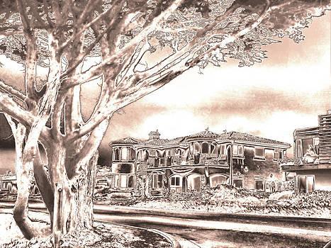 Joyce Dickens - Coastal Architecture