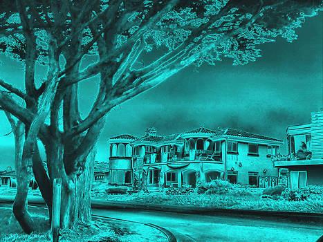Joyce Dickens - Coastal Architecture Two