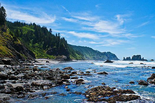 Coastal Beauty by Jake Johnson