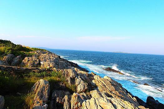 Coastal Maine by Robbie Basquez