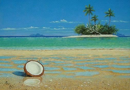 Coconut Beauty by Pravin  Sen