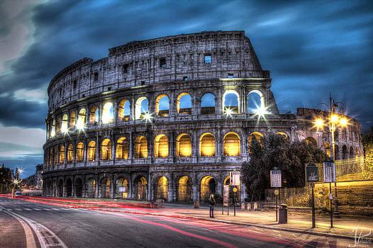Coliseum HDR by JP Aube