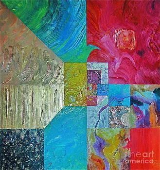 Color Patch Extravaganza by Joe Bourne