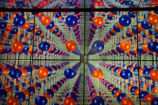 Colorful Balls by Amit Khanna