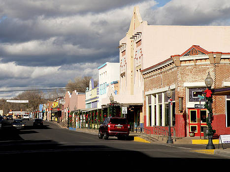 Colorful Downtown Silver City by Feva  Fotos