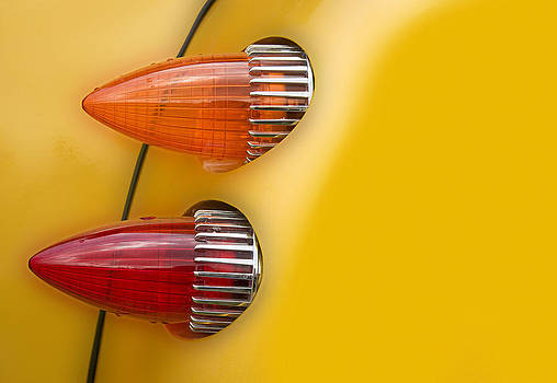 Colorful TailLights by Heather Lee
