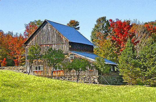 James Steele - Colors In Vermont