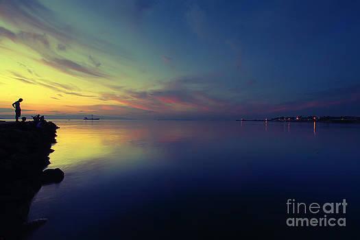 Colors of Dawn by Jojie Alcantara