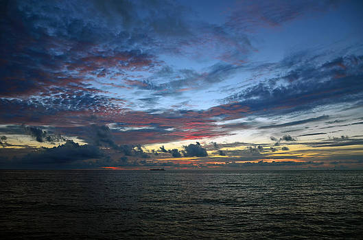 Colors of the Predawn by Ken  Collette
