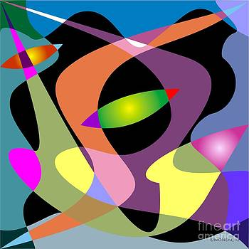 Walter Oliver Neal - Colorscape 1-2
