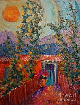 Coming Home by Carolene Of Taos