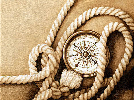 Compass and Rope by Cate McCauley