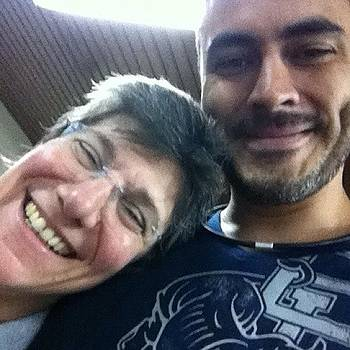 Con La Maestra Adela Kriland Después by Jorge Vargas