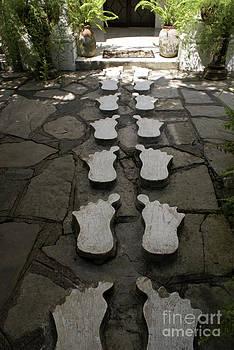 John  Mitchell - Concrete Feet Xilitla Mexico
