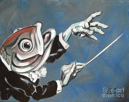 Conductor Fish by Ellen Marcus
