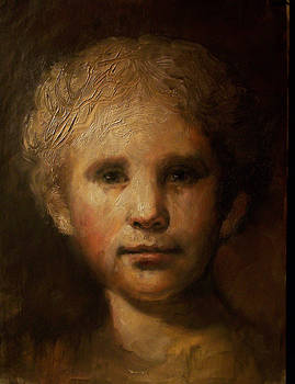 Copy of Odd Nerdrum Child by Derek Van Derven