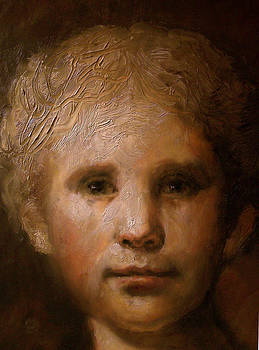Copy of Odd Nerdrum Child medium shot by Derek Van Derven