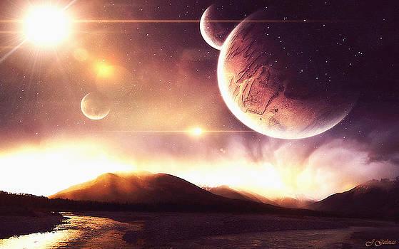 Cosmic by Jennifer Gelinas