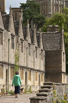 Cotswold Almshouses by Andrew  Michael