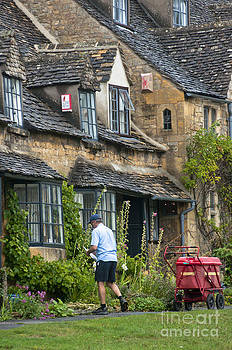 Cotswold postman by Andrew  Michael