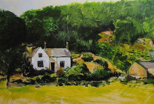 Harry Robertson - Cottage in Wales