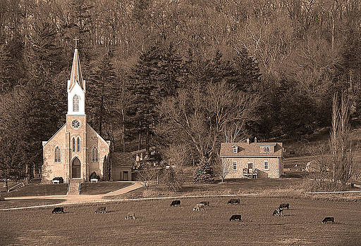 Randall Branham - Country Church