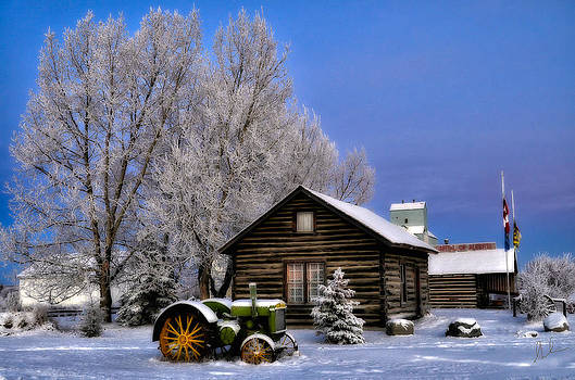 Country Cold by Steve  Milner