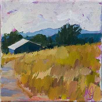 Country Days by Marianne  Gargour