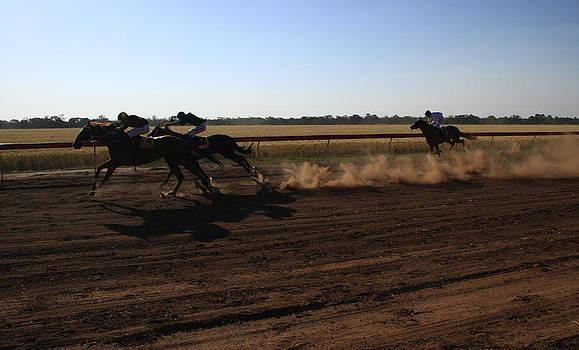 Noel Elliot - Country Race Meeting