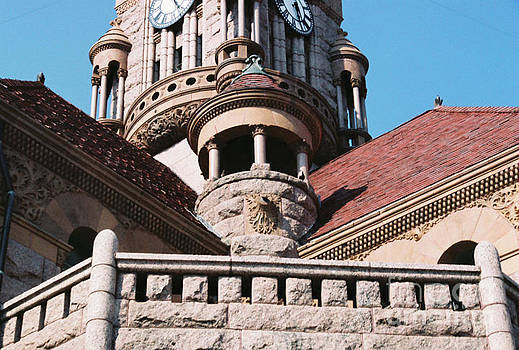 Courthouse Balcony by Kelly Christiansen