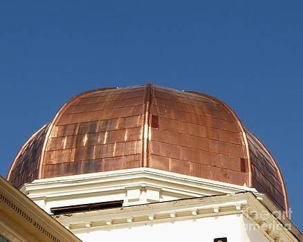 Courthouse Dome 2 by Leeah Borner