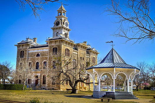 Courthouse Square by Terry Hollensworth-Rutledge
