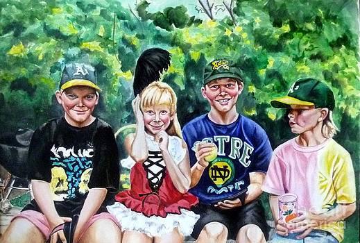 Cousins by LJ Newlin