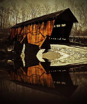 Coverd Bridge by Julian Bralley