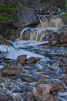 Cranberry Falls by Roger Lewis