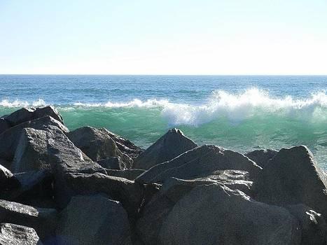 Crashing Surf by Eric Barich