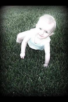 Crawling Baby by Emma Sechrest