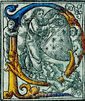 Science Source - Creation Giunta Pontificale 1520