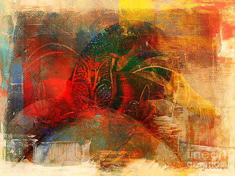 Creative Obsession  by Fania Simon