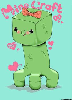 Creeper Cutie by Meghan Shapley