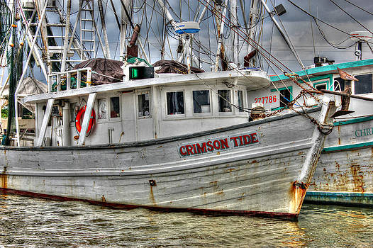 Crimson Tide by Lynn Jordan