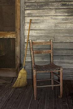 Lynn Palmer - Cross Creek Broom and Chair