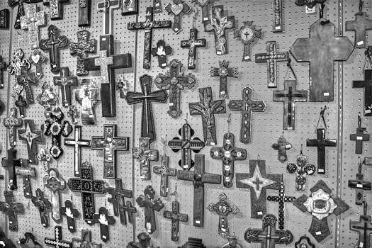 Crosses by Terry Hollensworth-Rutledge