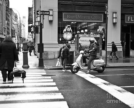 Crossing Paths by Darwin Lopez