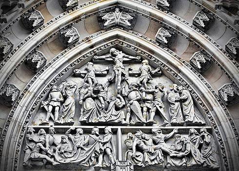 Christine Till - Crucified Christ - Saint Vitus Cathedral Prague Castle