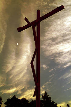 Crucified Number Twenty-six by Dias Dos Reis