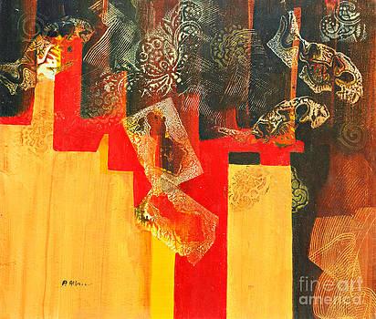 Cruciform by Phil Albone