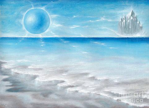 Crystal Island by Michelle Cavanaugh-Wilson