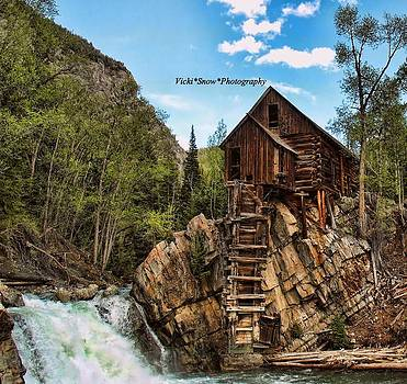 Crystal Mill by Vicki Snow