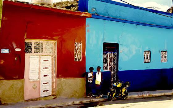 Cuban lifestyle by Detlef Klahm